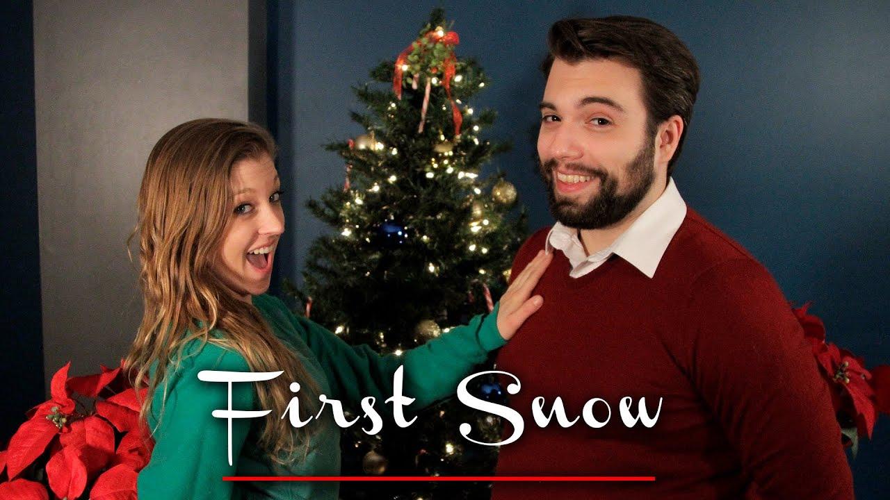 Christmas Parody.First Snow Hallmark Christmas Parody