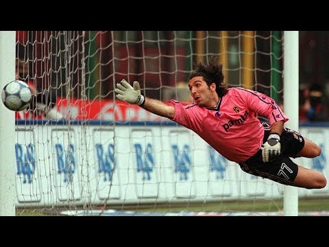 Gianluigi Buffon ● FC Parma (RARE) ►The GOAT Of Goalkeepers◄