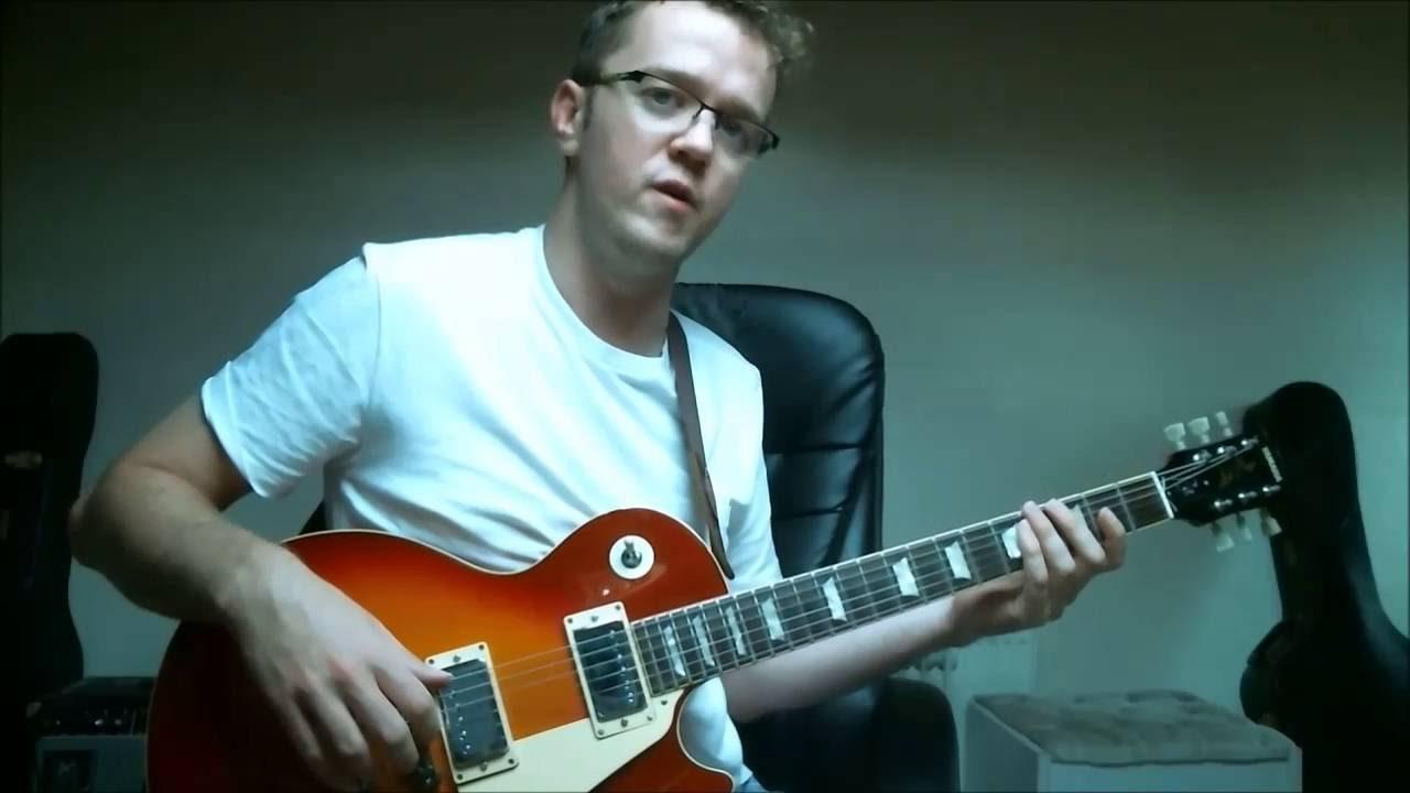 jazz guitar licks jazz blues lick youtube. Black Bedroom Furniture Sets. Home Design Ideas