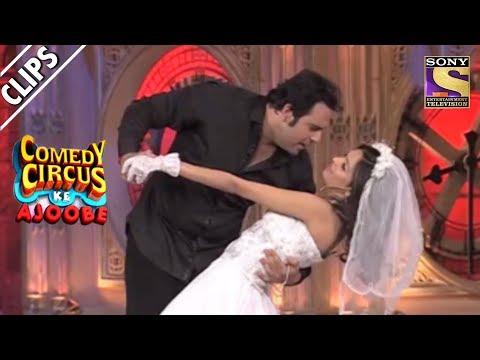 Krushna & Sugandha Plan Their Wedding | Comedy Circus Ke Ajoobe