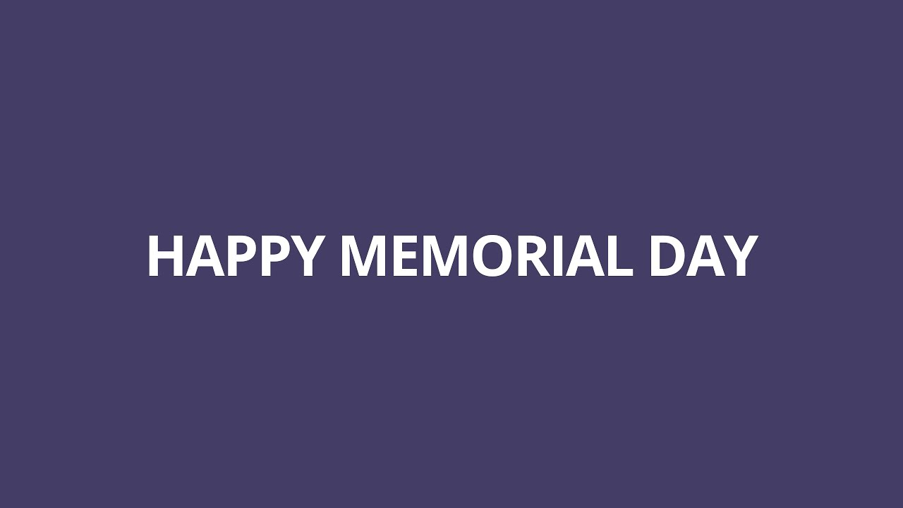 Memorial Day 2020: What's the difference between Memorial Day ...