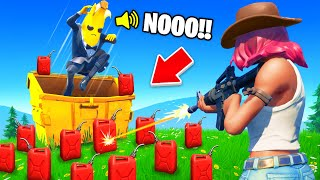 10 DUMB Fortnite Noob Tips That ACTUALLY Work!
