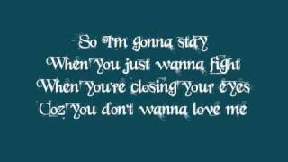 Download [Karaoke] James Morrison - If You Don't Wanna Love Me MP3 song and Music Video