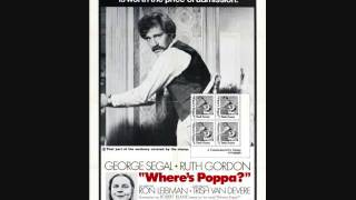 "Jack Elliott - Theme from ""Where's Poppa?"" (1970) sung by Carol Carmichael"