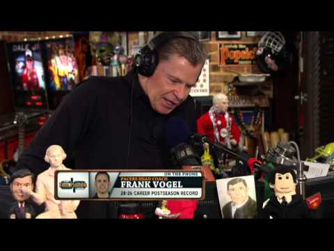 Frank Vogel on the Dan Patrick Show (Full Interview) 6/12/14