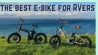 THE BEST E-Bike For RVers: Rad Power Bikes Review! (COUPON CODE INCLUDED 💰)