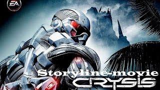 Crysis 1 storyline movie/ Кризис 1 фильм по сюжету игры
