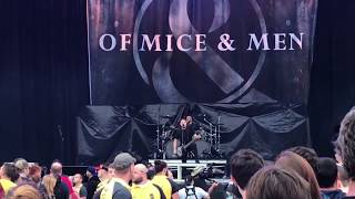 Of Mice & Men - Unbreakable @ Rock on the Range (May 19, 2017)