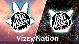 Trap Nation 2019 and 2020 Template in Vizzy.io Make by Me 100% (Original Bars and Bass Nation Bars)