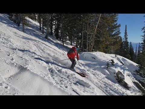 Jackson Hole Steep & Deep Ski Camp Day 1 - 1/8/2019