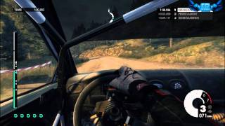 Dirt 3 PC Gameplay Part 3 : Rally Time - Cockpit View  Ultra High Settings GTX460 HD