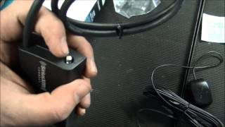 How to install sirius xm sxv200v1 tuner | satellite radio