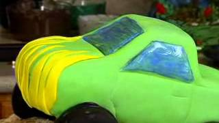 Off-Road Rampage Monster Truck Cake Video Trailer