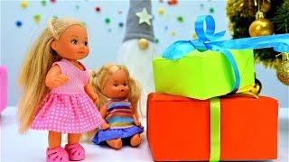 Игры для девочек: Штеффи и сюрприз на новый год