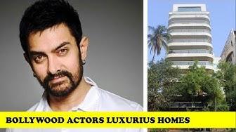 Top 15 Bollywood stars homes in mumbai | Bandra | Juhu