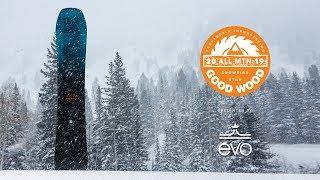 Salomon Speedway Review: Men's All-Mountain Winner – Good Wood Snowboard Test 2018-2019