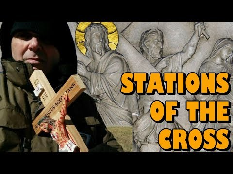 STATIONS OF THE CROSS with Joe - Fri, Mar. 27, 2020