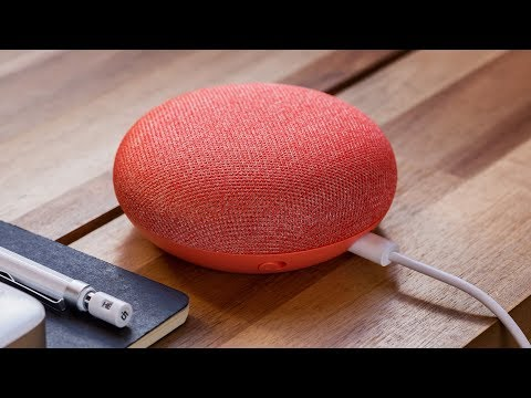 Download Youtube: Google Home Mini and Max first look