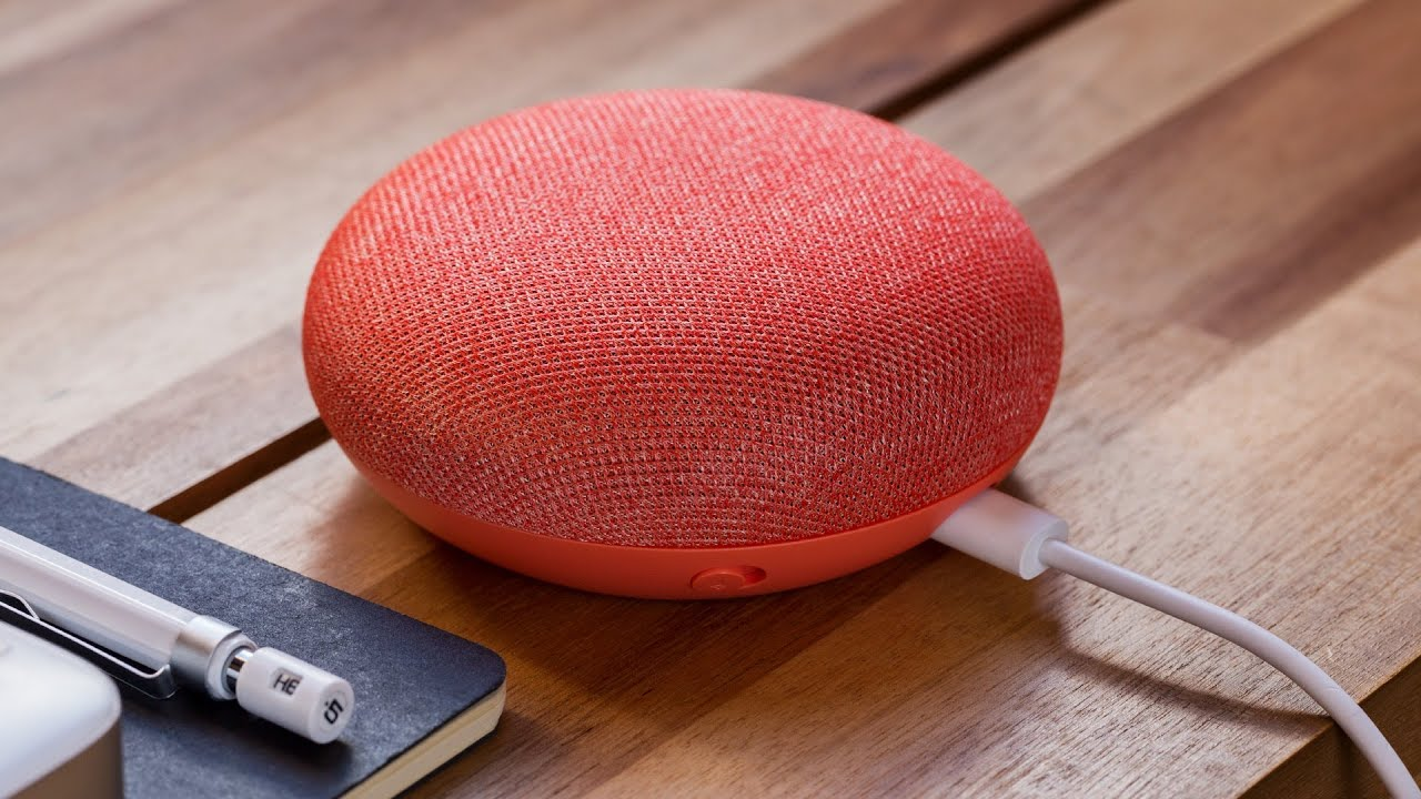 Google home mini and max first look youtube for Google home mini