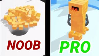 BLOCKS BUSTER NOOB VS PRO ANDROID GAME