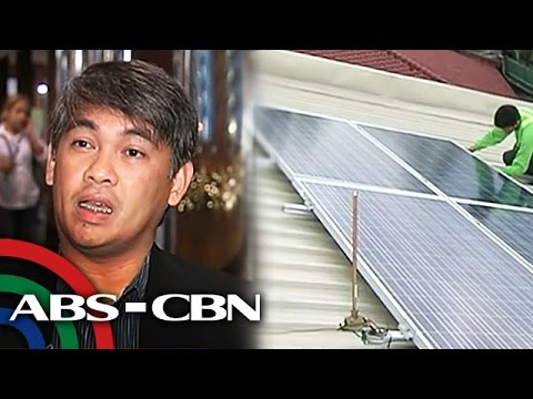 Pag-Ibig offers solar panel loan