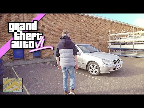 GTA 6 Real Life - Virtual Reality