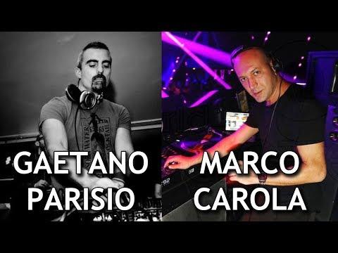 Marco Carola & Gaetano Parisio Live @ Tonic, Toronto, Canada (09.08.2000.)