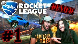 Rocket League Best - We Could Do - Funny Moments Gameplay