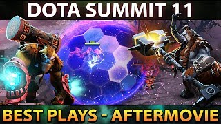 DOTA Summit 11 - Best Plays, Best Moments - Aftermovie Dota 2