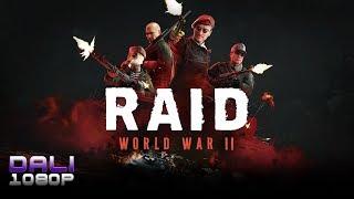 RAID: World War II PC Gameplay 1080p 60fps