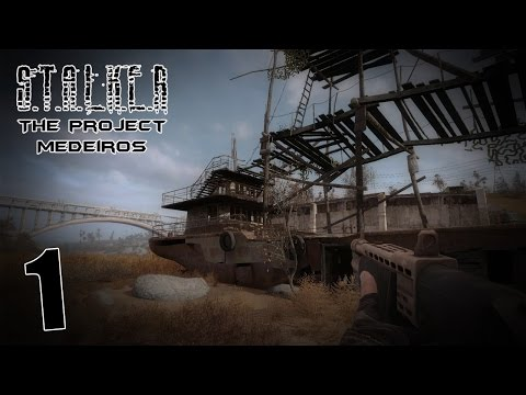 S.T.A.L.K.E.R. The Project Medeiros #1 - М-мистика!