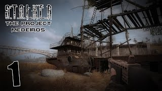 S.T.A.L.K.E.R. The Project Medeiros 1 - М-мистика