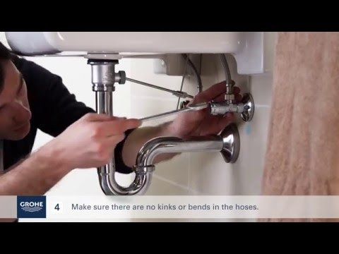 how to stop a leaking mixer tap