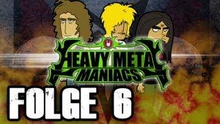 Heavy Metal Maniacs - Folge 6: Der Festival-Gig
