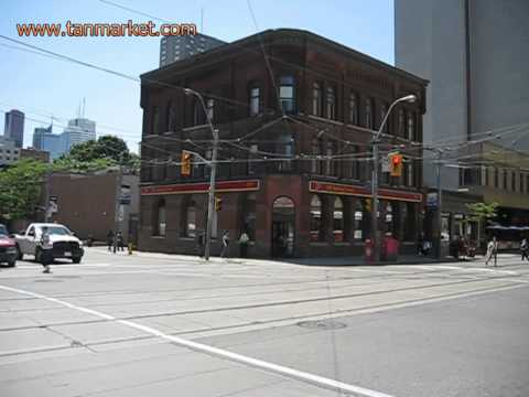 CIBC Bank Church Carlton st Toronto 19 June 2013 - youtube.com/tanvideo11