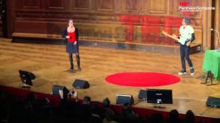 Mubu Funk Scot Share: Atau Tanaka at TEDxPantheonSorbonne