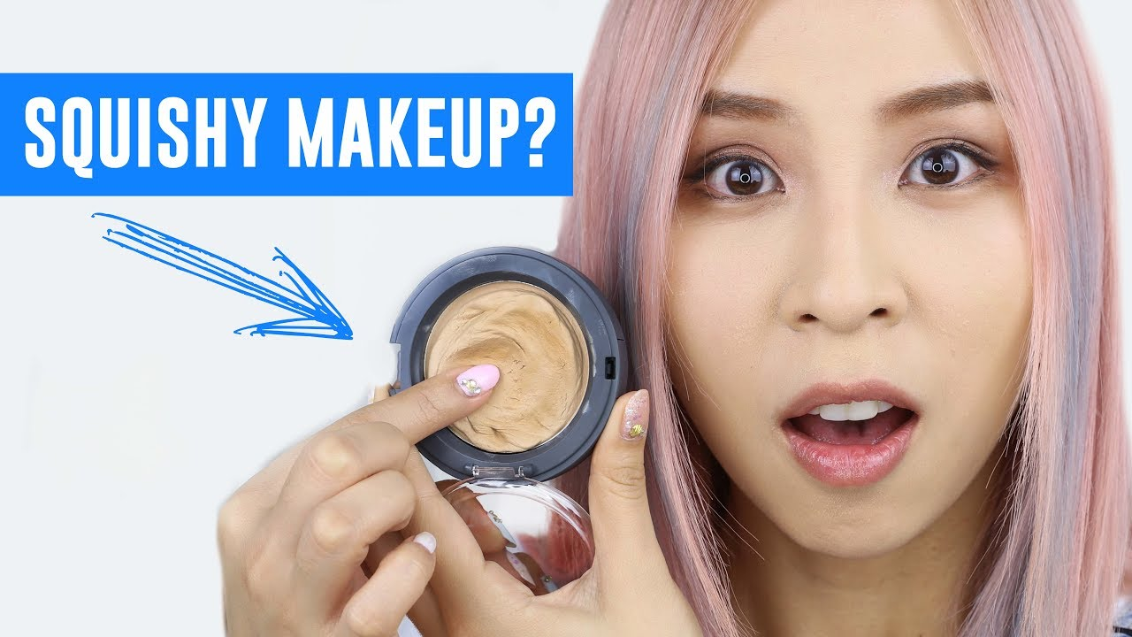 Squishy Makeup! Hot or Not? – TINA TRIES IT