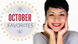 October Favorites - Αγαπημένα Οκτωβρίου 2015 | Black Jo White