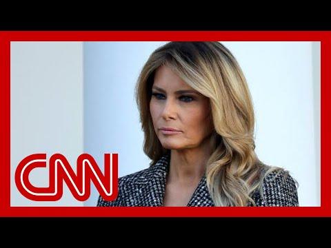 Melania Trump tells friends she has no interest in White House return