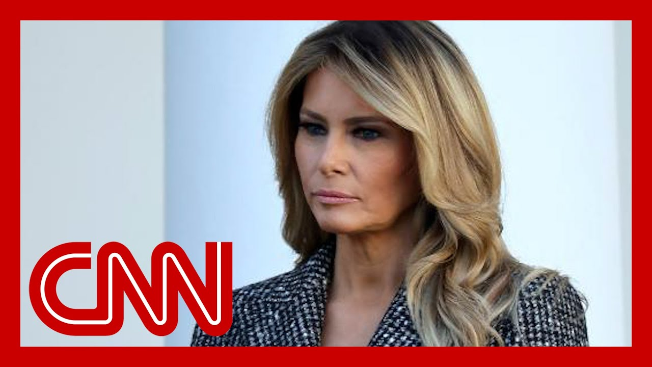 Download Melania Trump tells friends she has no desire to be First Lady again