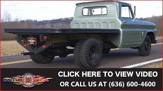1964 Chevrolet C-20 Flatbed || For Sale