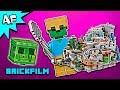 Lego Minecraft Mountain Cave Survival