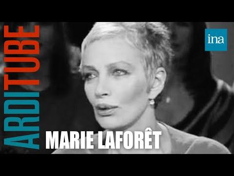 """Marie Laforêt """"ma vérité sur Didier Schuller"""" - Archive INA"""