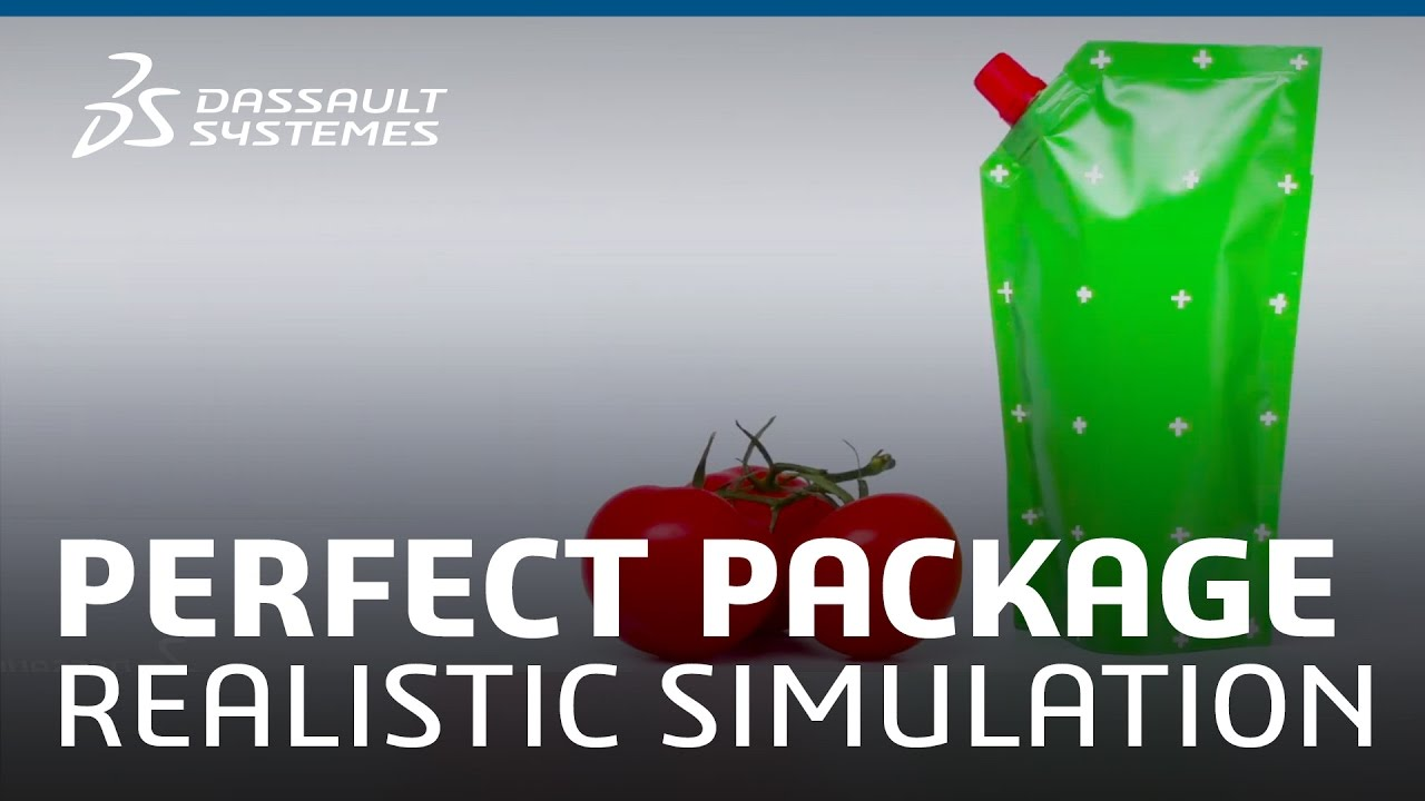 Perfect Package - Realistic Simulation - Dassault Systèmes