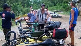 Bambusbahn - Cycling tour Saigon - Phnom Penh - Bangkok