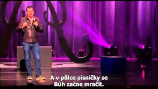 Jim Jefferies, Bůh na party CZ