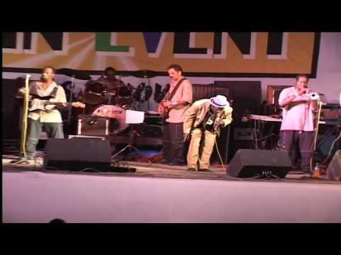 Alton Ellis George Nooks Fab Five Band @ Mas Camp