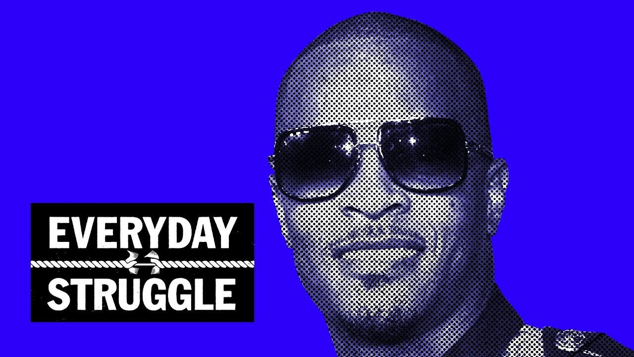 T.I. on Kanye's Efforts to Unite Kaepernick & Trump, 'ATL 2' and 'Dime Trap' LP | Everyday Struggle