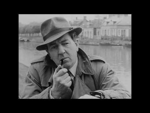 Eine Hommage an Rupert Davies als Kommissar Maigret (Staffel 2 und 3)
