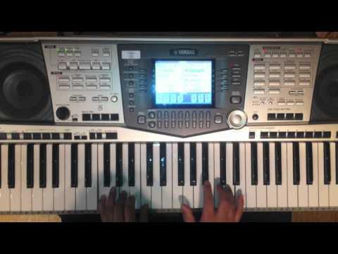 Ko Tamil Movie 2011 - Venpaniye Piano Tutorial with chords (1st verse)